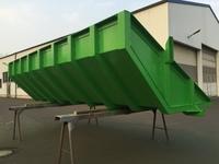 Blechgehäuse für Recyclinganlage